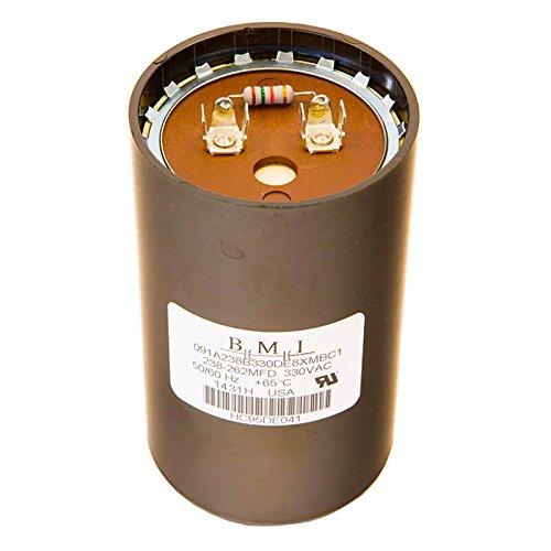 HC95DE041 - Start Capacitor 238-262 MFD 330 Volt