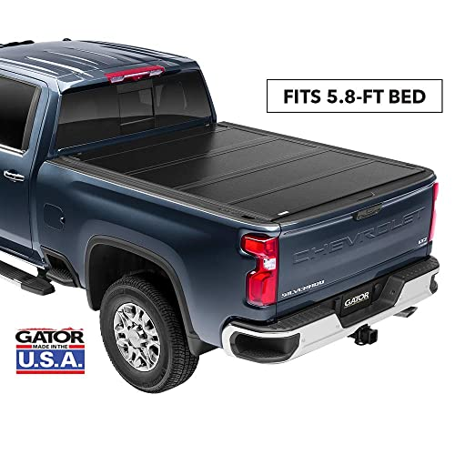 Buy Gator Fx Hard Quad Fold Truck Bed Tonneau Cover 8828120