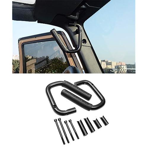 2Door//4Door Black Interior Accessories ZGBADMAN GrabTray Passenger Storage Tray Organizer Grab Handle Accessory Box for 2011-2017Jeep Wrangler JK JKU