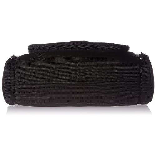 3636de587311 Buy AmazonBasics Hanging Travel Toiletry Kit Bag - Black with Ubuy ...