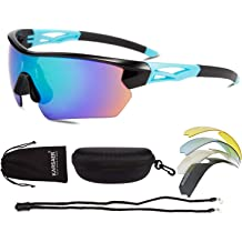 Kaga Ultra Light Prescription Sports Sunglasses Cycling Running Skiing